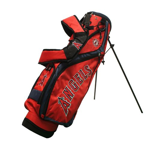 Team Golf Los Angeles Angels Nassau Stand Golf Bag