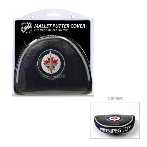 Team Golf Winnipeg Jets Mallet Putter Cover - view number 1