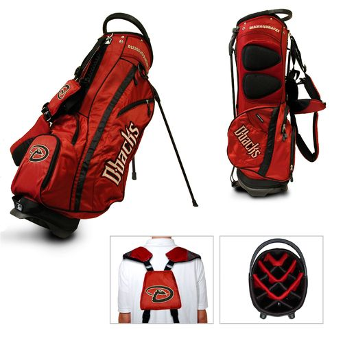 Team Golf Arizona Diamondbacks Fairway Golf Stand Bag - view number 1
