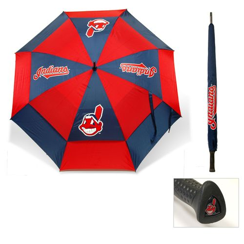 Team Golf Adults' Cleveland Indians Umbrella