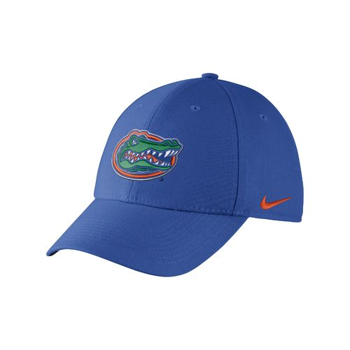 Nike™ Adults' University of Florida Swoosh Flex Cap - view number 1