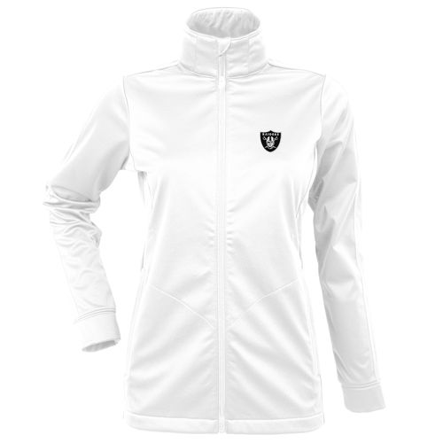 Antigua Women's Oakland Raiders Golf Jacket - view number 1