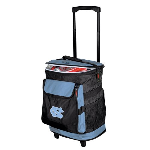 Logo™ University of North Carolina 48-Can Rolling Cooler - view number 1
