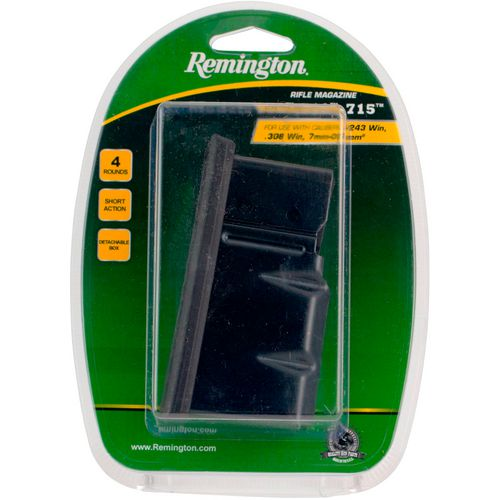 Remington 710/770 .243/.308 Win./7mm-08 Remington 4-Round Replacement Magazine