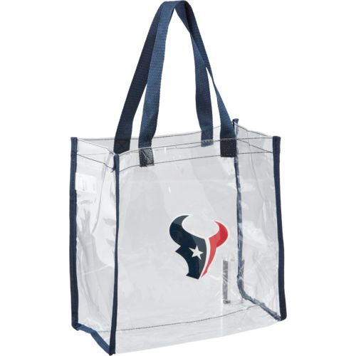Forever Collectibles™ Houston Texans Clear Reusable Bag