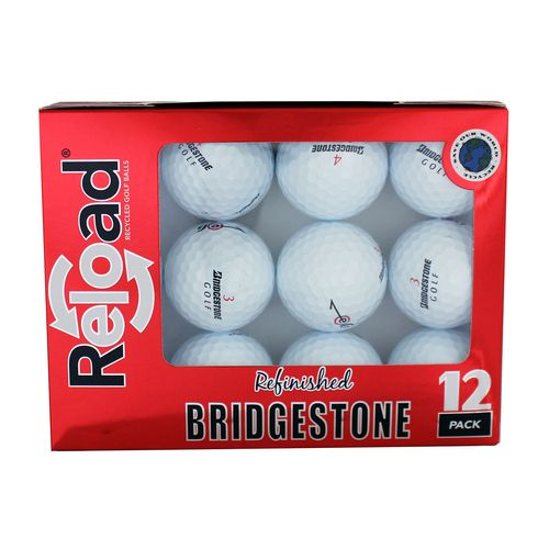 Display product reviews for Reload™ Bridgestone B330 Refinished Golf Balls 12-Pack