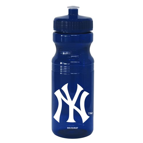 Boelter Brands New York Yankees 24 oz. Squeeze Water Bottles 2-Pack