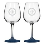 Boelter Brands Winnipeg Jets 12 oz. Wine Glasses 2-Pack - view number 1