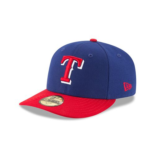 New Era Men's Texas Rangers 2T Patched LC59FIFTY® Cap