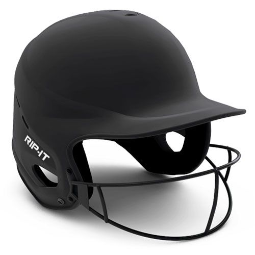 RIP-IT Kids' Vision Pro Fast-Pitch Softball Helmet