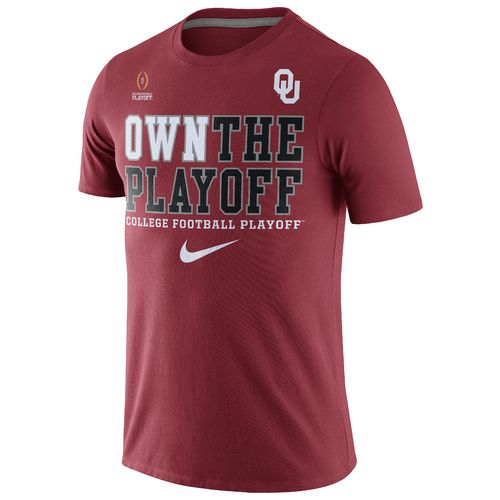 Nike™ Boys' University of Oklahoma Own the Playoff T-shirt