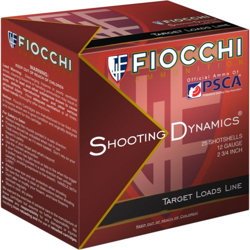 Display product reviews for Fiocchi Shooting Dynamics 12 Gauge Skeet Target Loads