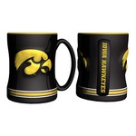Boelter Brands University of Iowa 14 oz. Relief Mugs 2-Pack - view number 1