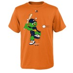 Majestic Boys' Houston Astros Mascot Short Sleeve T-shirt