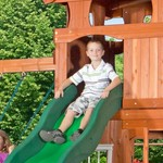 Backyard Discovery™ Shenandoah Wooden Swing Set - view number 5