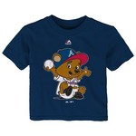 Majestic Infants' Atlanta Braves Baby Mascot T-shirt