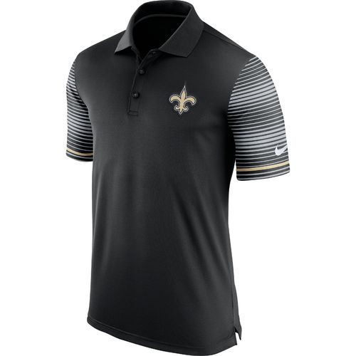 Nike Men's New Orleans Saints Early Season Polo Shirt