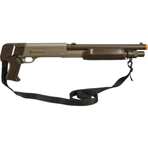 Display product reviews for USMC SS02 6mm Caliber Pump Airsoft Shotgun