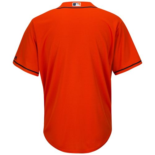Majestic Men's Houston Astros Cool Base Replica Jersey - view number 2