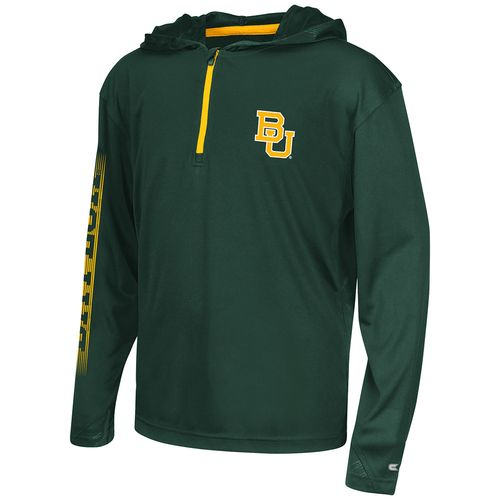 Colosseum Athletics™ Boys' Baylor University Sleet 1/4 Zip