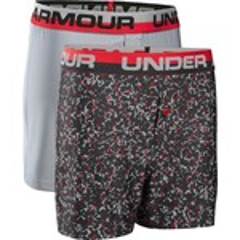 Under Armour™ Boys' Original Series Boxer Shorts 2-Pack