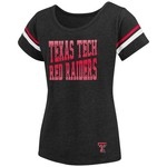 Colosseum Athletics™ Girls' Texas Tech University Fading Dot T-shirt