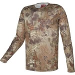 Kryptek Men's Hyperion Long Sleeve Crew T-shirt