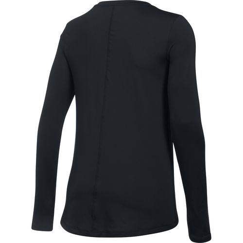 Under Armour Women's HeatGear Armour Long Sleeve Shirt - view number 2