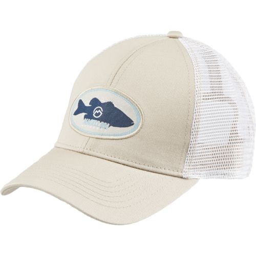 Magellan Outdoors™ Men's Bass Oval Trucker Hat