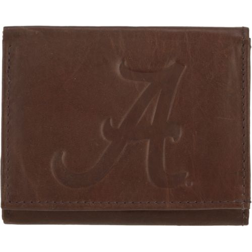 Rico Men's University of Alabama Trifold Wallet