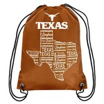 Forever Collectibles™ University of Texas Drawstring Backpack