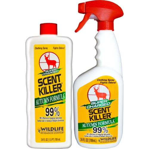 Wildlife Research Center® Super Charged® Scent Killer® Autumn Formula® Spray Com