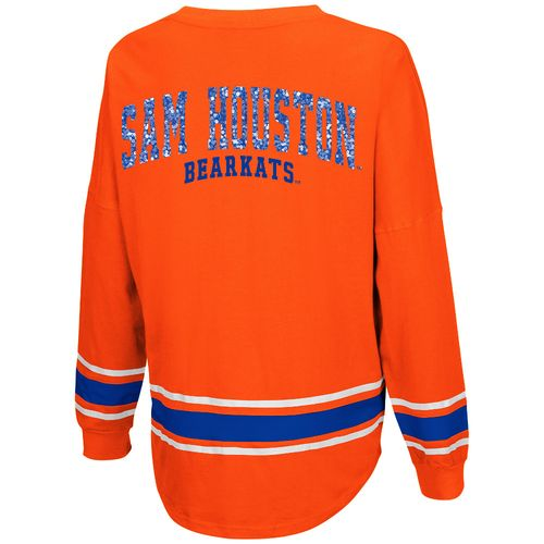 Colosseum Athletics™ Women's Sam Houston State University My Boyfriend Varsity Pullover