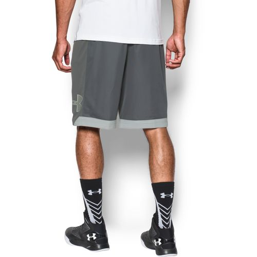 Under Armour Men's Isolation Basketball Short - view number 5