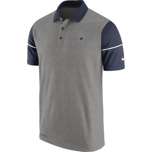 Nike Men's Dallas Cowboys Sideline Polo Shirt