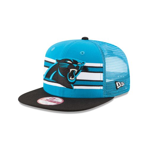 New Era Men's Carolina Panthers Throwback Stripe 9FIFTY®