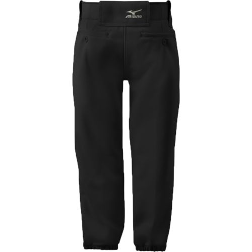 Mizuno™ Girls' Padded Belted Softball Pant - view number 2