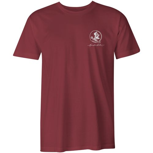 Image One Women's Florida State University Color Me Comfort Color T-shirt - view number 2
