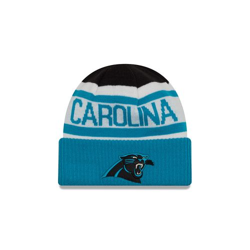 New Era Men's Carolina Panthers Biggest Fan Knit Cap