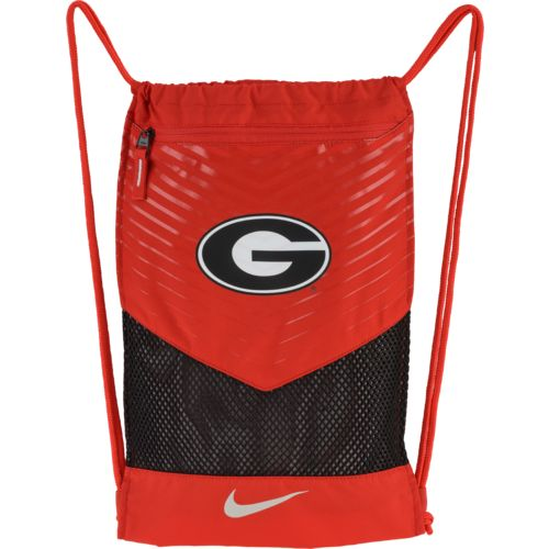 Nike University of Georgia Vapor 2.0 Gym Sack