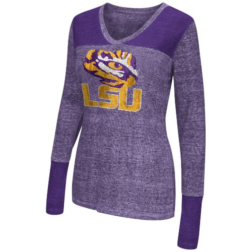 Touch by Alyssa Milano Women's Louisiana State University Goal Line Top