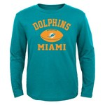 NFL Boys' Miami Dolphins Long Sleeve T-shirt - view number 1
