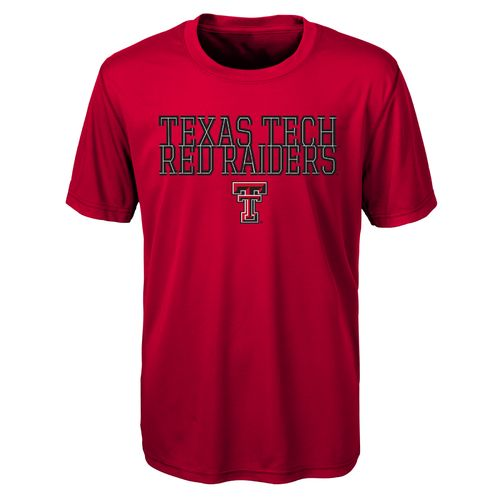 Gen2 Toddlers' Texas Tech University Overlap T-shirt