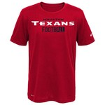 Nike Boys' Houston Texans 2016 All Football Legend T-shirt - view number 1
