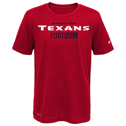 Nike Boys' Houston Texans 2016 All Football Legend T-shirt