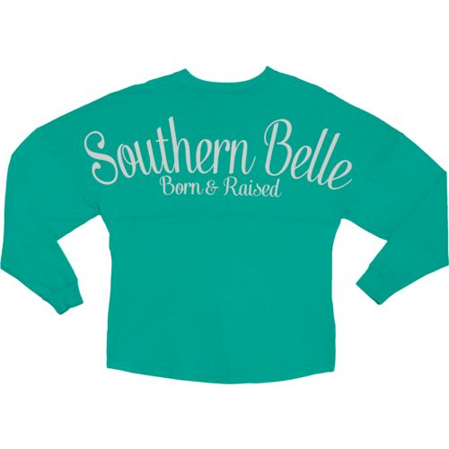 Above Wings™ Women's Wing Back™ Southern Belle Long Sleeve Shirt