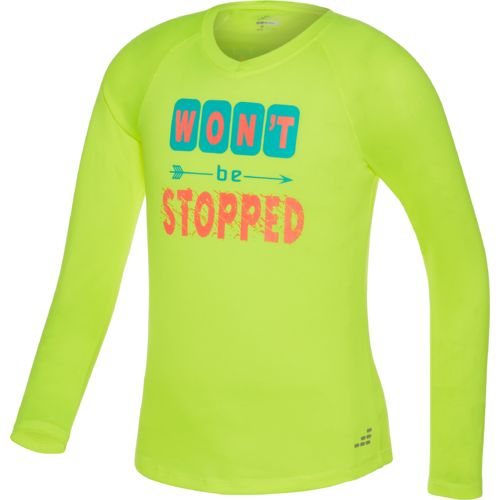 BCG™ Girls' Long Sleeve Tech T-shirt