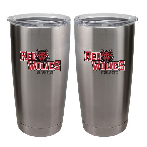 Boelter Brands Arkansas State University 20 oz. Ultra Tumbler - view number 1