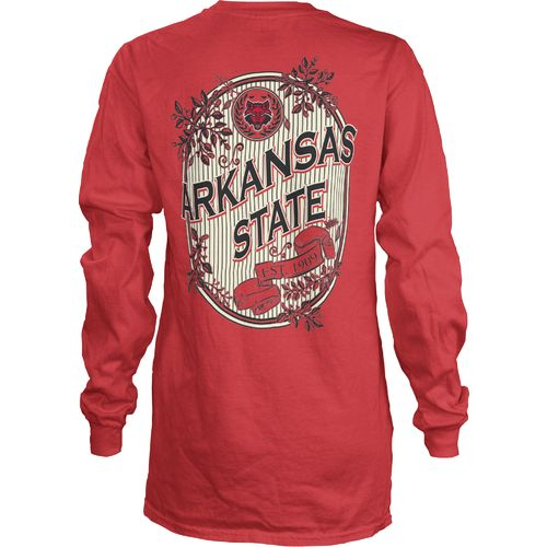 Three Squared Girls' Arkansas State University Maya Long Sleeve Shirt