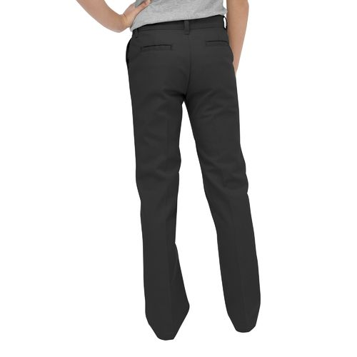 Dickies Girls' Flat Front Uniform Pant - view number 1
